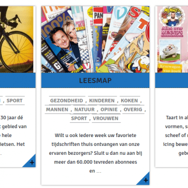 Tijdschriften Abonnement