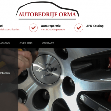 Autobedrijf Orma